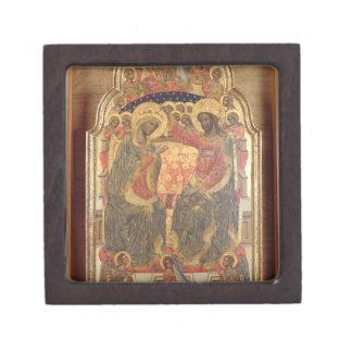 Coronación de la Virgen, 1372 Caja De Regalo De Calidad