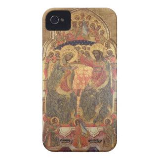 Coronación de la Virgen, 1372 Case-Mate iPhone 4 Protectores