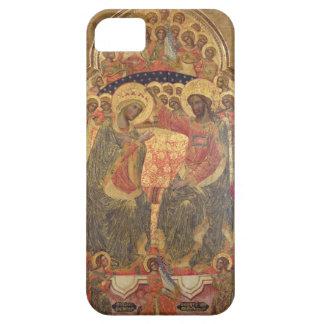 Coronación de la Virgen, 1372 iPhone 5 Carcasa