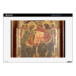 Coronación de la Virgen, 1372 Portátil Skin