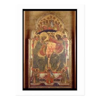 Coronación de la Virgen, 1372 Tarjetas Postales