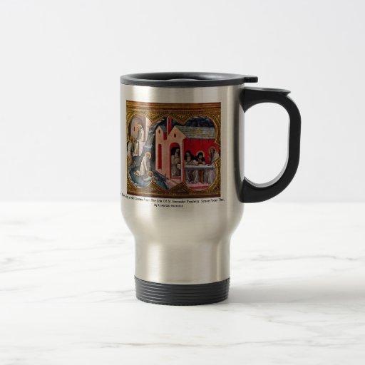 Coronación de la Virgen Taza De Café