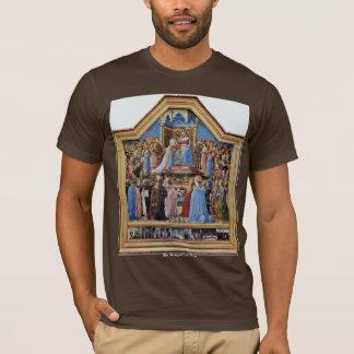 Coronación de la Virgen, y escenas a partir de la Playera