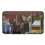 Coronación f.58 de ms Tiberius B Viii de rey Charl Barely There iPod Carcasas