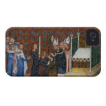 Coronación f.58 de ms Tiberius B Viii de rey Charl Case-Mate iPhone 4 Funda