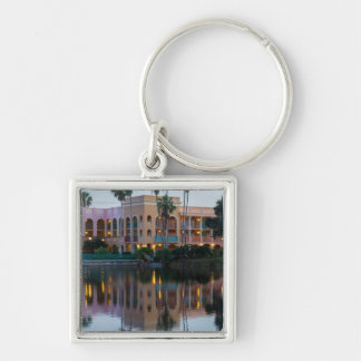 Coronada Springs Reflections Keychain
