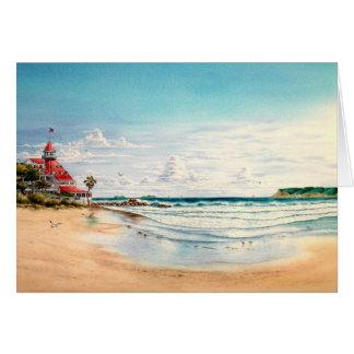 CORONADO BEACH CARD