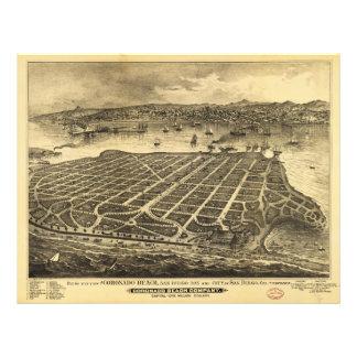 Coronado Beach San Diego California (1880) Letterhead