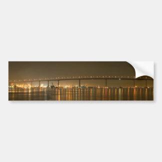 Coronado Bridge Bumper Sticker