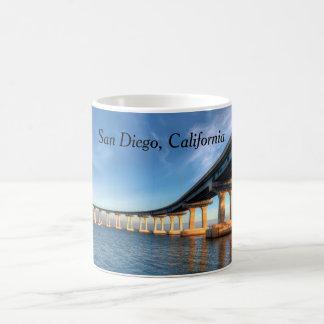 Coronado Bridge in San Diego Mug