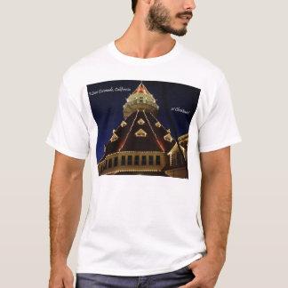 Coronado California en la camiseta del navidad