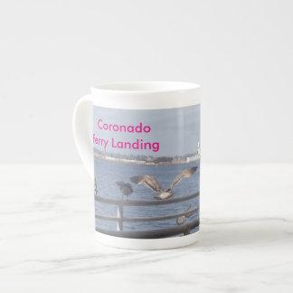Coronado Ferry Landing Coffee Mug