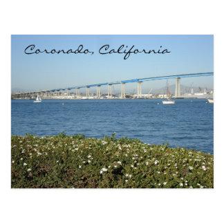 Coronado Island, CA Postcard