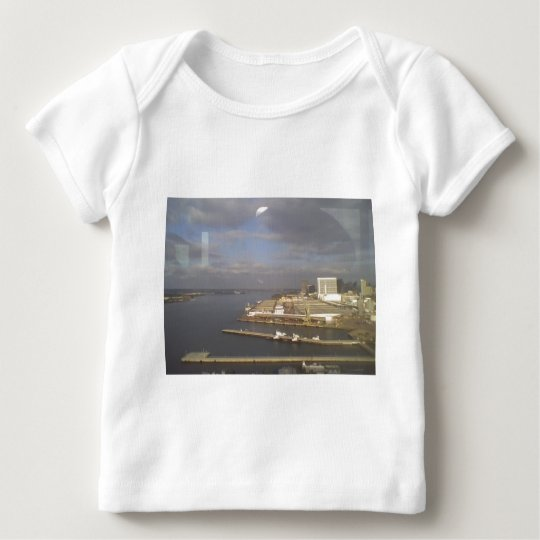 Coronado island view of bay baby T-Shirt
