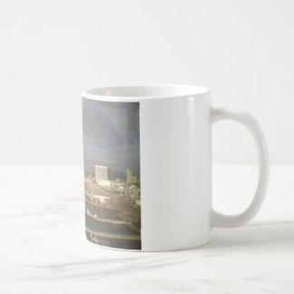 Coronado island view of bay coffee mug