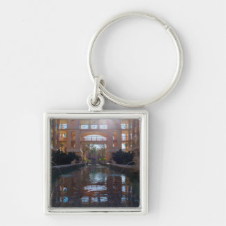 Coronado Sunburst Keychain