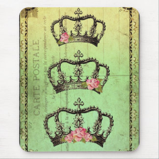 Coronas del *RoYaL para su MouSe* de las Mousepad