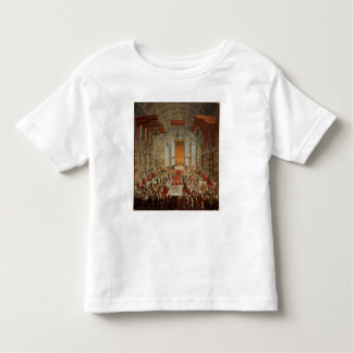 Coronation Banquet of Joseph II in Frankfurt Toddler T-shirt