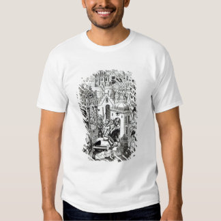 Coronation of Charlemagne in City of Jerusalem Shirt
