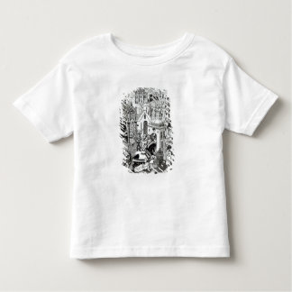 Coronation of Charlemagne in City of Jerusalem Toddler T-shirt