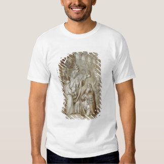 Coronation of Charlemagne T-shirt