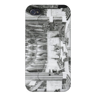 Coronation of James II at the Collegiate iPhone 4/4S Covers