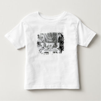 Coronation of James II at the Collegiate Toddler T-shirt