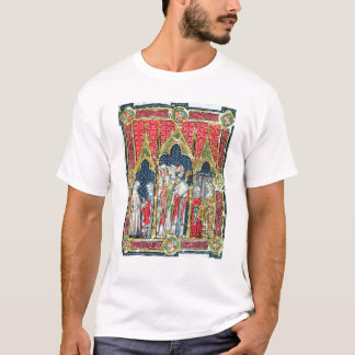 Coronation of the Kings of Aragon and Castille T-Shirt