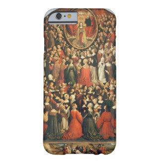 Coronation of the Virgin, 1513 (oil on panel) Barely There iPhone 6 Case
