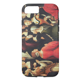 Coronation of the Virgin, 1513 (oil on panel) (det iPhone 7 Case