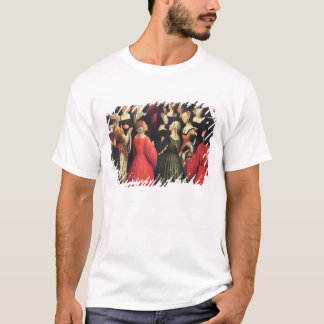 Coronation of the Virgin, 1513 (oil on panel) (det T-Shirt