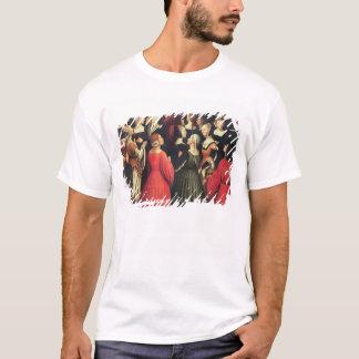 Coronation of the Virgin, 1513 (oil on panel) (det T-Shirt