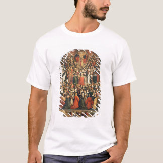 Coronation of the Virgin, 1513 (oil on panel) T-Shirt