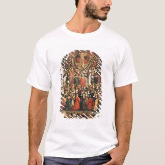 Coronation of the Virgin, 1513 (oil on panel) T-Shirt