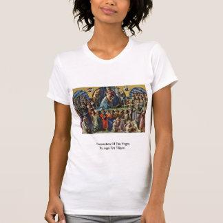 Coronation Of The Virgin By Lippi Fra Filippo Tee Shirts