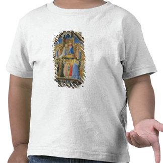 Coronation of the Virgin, c.1430-32 T-shirts
