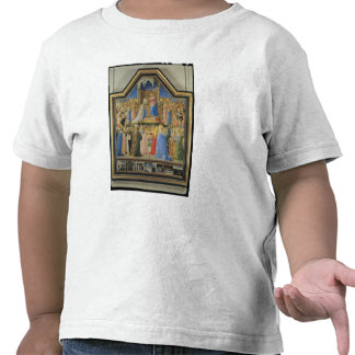 Coronation of the Virgin, c.1430-32 Tee Shirts