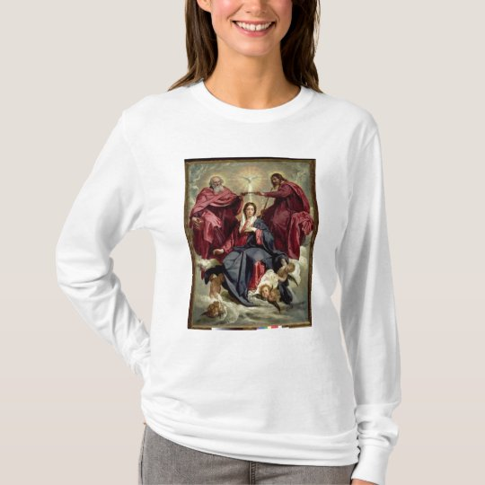 Coronation of the Virgin, c.1641-42 T-Shirt