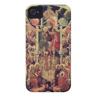 Coronation of the Virgin iPhone 4 Case-Mate Case