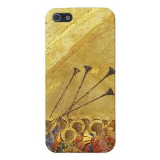 Coronation of the Virgin iPhone SE/5/5s Case