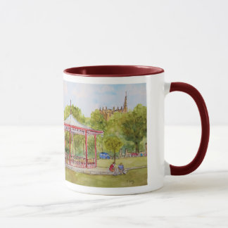 Coronation Park Ormskirk Mug