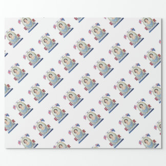 Coronation Queen - Matte Wrapping Paper