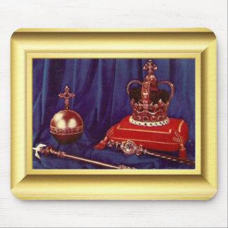 Coronation Regalia of Queen Elizabeth II, Mouse Pad