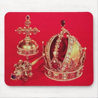 Coronation Regalia of Rudolph II Mouse Pad