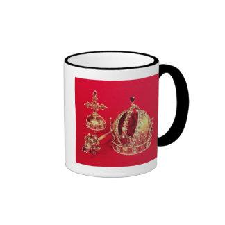 Coronation Regalia of Rudolph II Ringer Mug