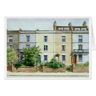 Coronation Road, Bristol Greeting Card