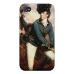 Coronel Banastre Tarleton 1782 iPhone 4/4S Carcasas