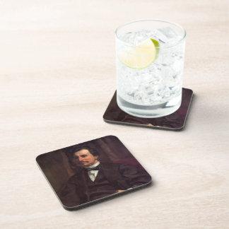 Coronel Barton Howard Jenks de Pedro-Auguste Renoi Posavasos De Bebida