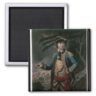 Coronel Benedicto Arnold, pub. Londres, 1776 Imán Para Frigorífico