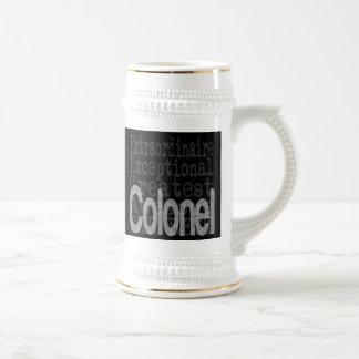 Coronel Extraordinaire Jarra De Cerveza